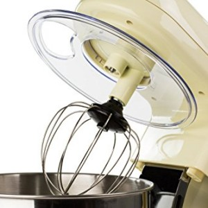 Andrew James Cream Stand Mixer