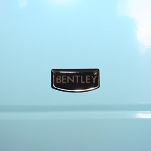 BENTLEY 30L SQUARE TURQUOISE RETRO KITCHEN BIN