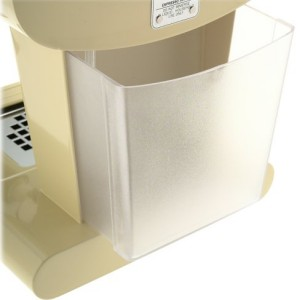 Francis Francis X1 Cream Ground Coffee Machine