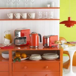 Kenwood CM027 kMix Bright Orange Filter Coffee Maker