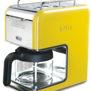 Kenwood CM028 kMix Bright Yellow Filter Coffee Maker