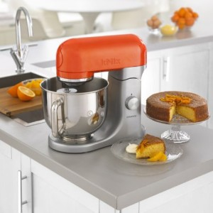 Kenwood kMix KMX97 Orange Stand Mixer