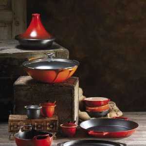 Le Creuset Cast Iron Balti Dish, 24 cm Satin Black