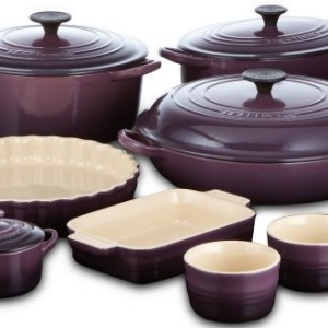 Le Creuset Stoneware Grand Teapot Purple