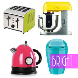 Bright Kitchen Accessories