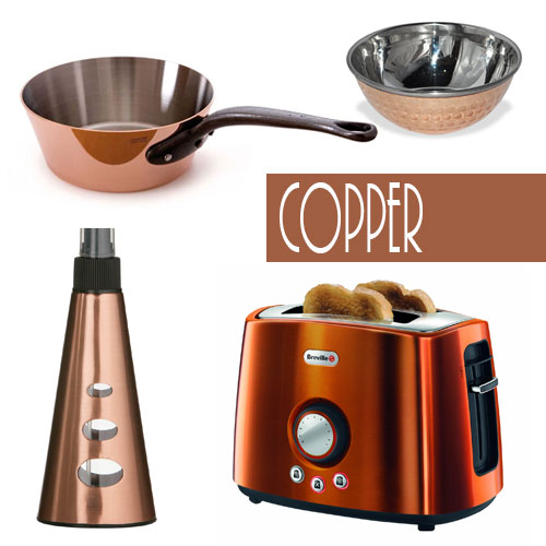 Copper Kitchen Accessories images
