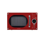 Daewoo KOR6N9RR Red Touch Control Microwave