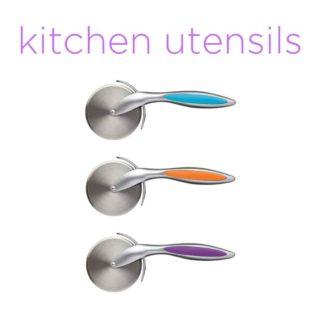 View kitchen utensils
