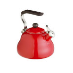Le'Xpress Red Whistling Kettle - 2 Litres