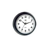 Trevi Original Sixty Retro Black Wall Clock