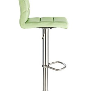 Deluxe-Brushed-Bar-Stool-Green-0-1