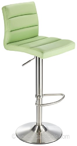 Deluxe-Brushed-Bar-Stool-Green-0