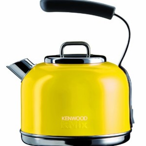Kenwood kMix Traditional Kettle Yellow