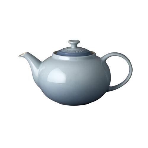 Le Creuset 1.3 L Stoneware Classic Duck Egg Blue Teapot