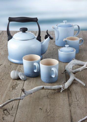 Le Creuset 1 3 L Stoneware Classic Teapot Duck Egg Blue