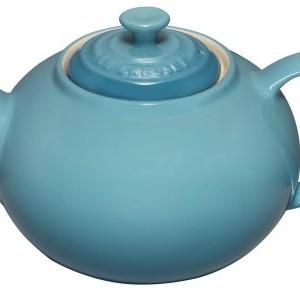 Le-Creuset-Stoneware-Classic-Teapot-13-L-TealCaribbean-0