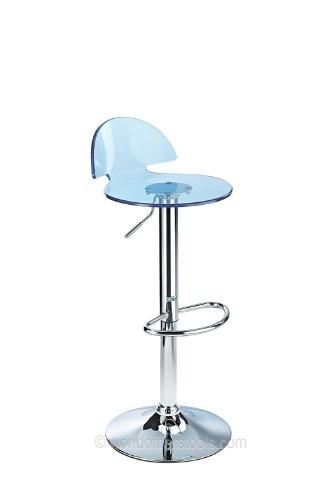 Costantino Allure Breakfast Bar Stool Blue
