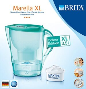 Brita Marella Cool Water Filter Jug Mint Green