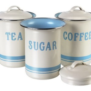 Jamie Oliver Coffee Tea Amp Sugar Set Duck Egg Amp Cream