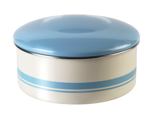 Jamie Oliver Cream Blue Cake Tin