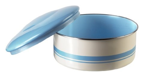 Jamie Oliver Small & Large Cake Tin Set Duck Egg Blue