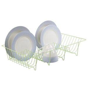 Excellent Houseware Kitchen Sink Drainer Lime Green