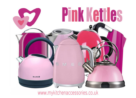 Pink Kettles