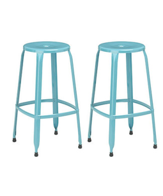 turquoise chairs and stools archives my kitchen accessories. Black Bedroom Furniture Sets. Home Design Ideas