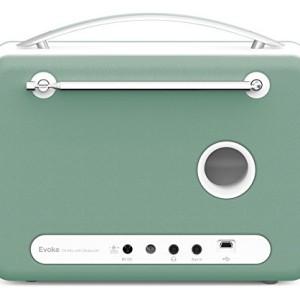 Pure Evoke D4 Mio DAB Digital/FM Radio Mint Green