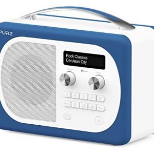 Pure Evoke D4 Mio DAB Digital/FM Radio Blue
