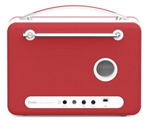 Pure Evoke D4 Mio DAB Digital/FM Radio Red
