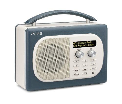 Pure Evoke D4 Mio DAB Digital/FM Radio Teal