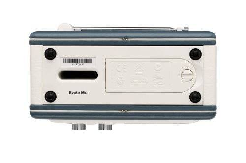 Pure Evoke D4 Mio DAB Digital/FM Radio Teal