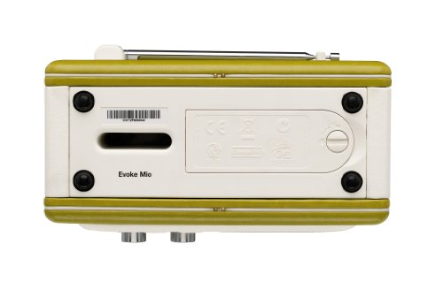 Pure Evoke D4 Mio DAB Digital/FM Radio Sage Green