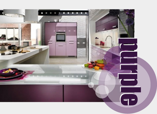 Purple Kitchen Accessories