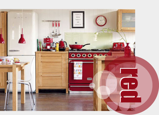 Red Kitchen Accessories