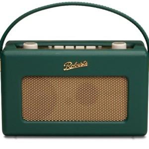 Roberts RD60 Revival DAB/FM RDS Digital Radio Green