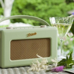 Roberts RD60 Revival DAB/FM RDS Digital Radio Mint Green