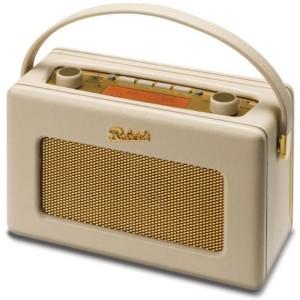 Roberts RD60 Revival DAB/FM RDS Radio Pastel Cream
