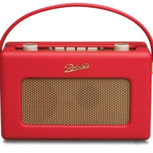 Roberts RD60 Revival DAB/FM RDS Digital Radio Red