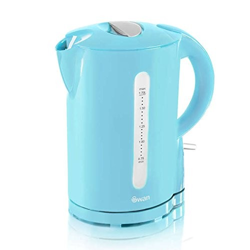 Swan 1.7 Litre Jug Kettle Duck Egg Blue