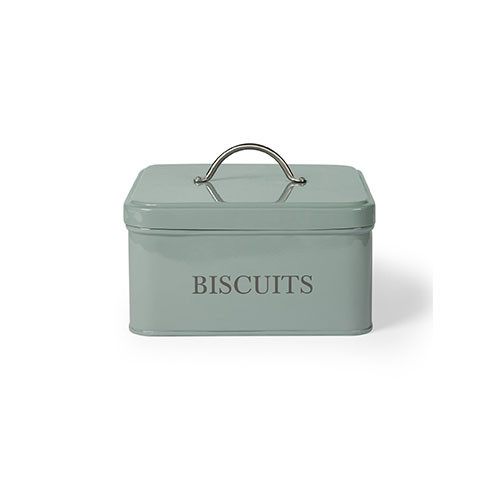 Garden Trading Biscuit Tin Duck Egg