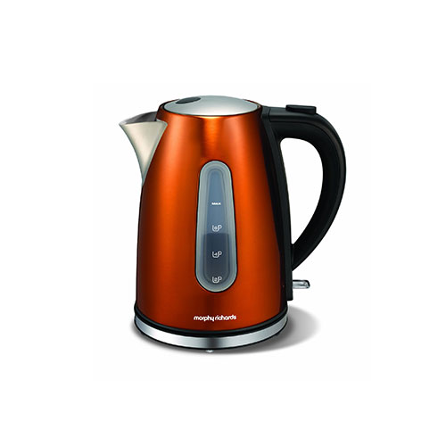 Morphy Richards Accents 102601 Jug Kettle Copper