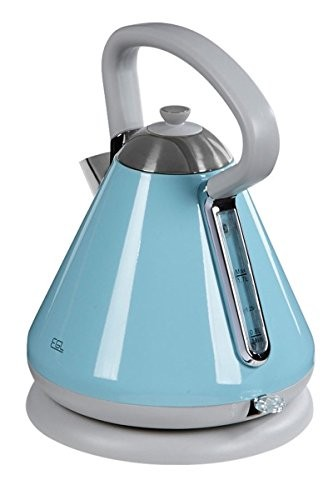 EGL Pyramid Kettle Duck Egg Blue