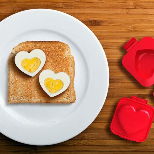 Eggspress - Heart Shaped Egg Mould