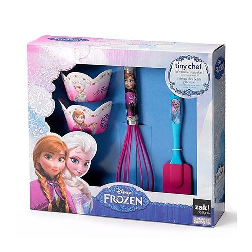 Frozen 4 Piece Cupcake Set 'Anna & Elsa'