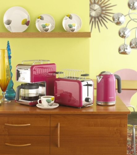 Hot Pink Kitchen Accessories