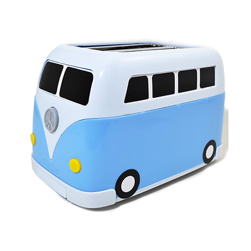 Novelty Camper Van 2 Slice Toaster