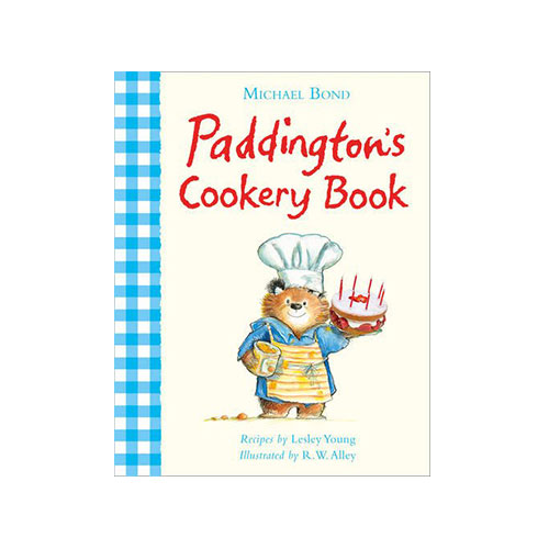 PADDINGTON'S COOKERY BOOK Hardcover