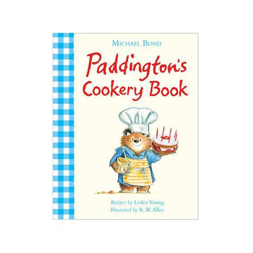 PADDINGTON'S COOKERY BOOK Hardcover